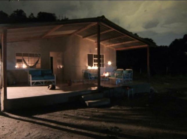 Casa rural a 20 minutos de la ciudad - Santa Marta - Apartmen