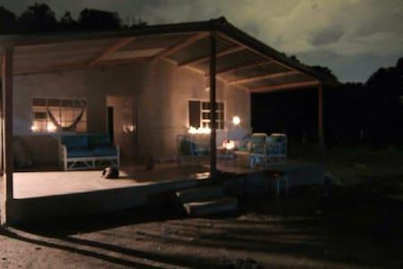 Casa rural a 20 minutos de la ciudad - Santa Marta - Apartemen