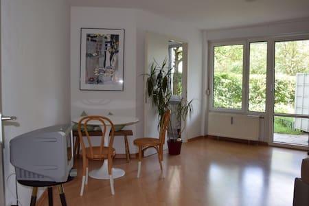 Ruhige 1 Zi-Wohnung am Engl. Garten - München
