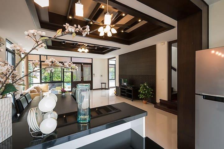 Spacious and Elegant interior!