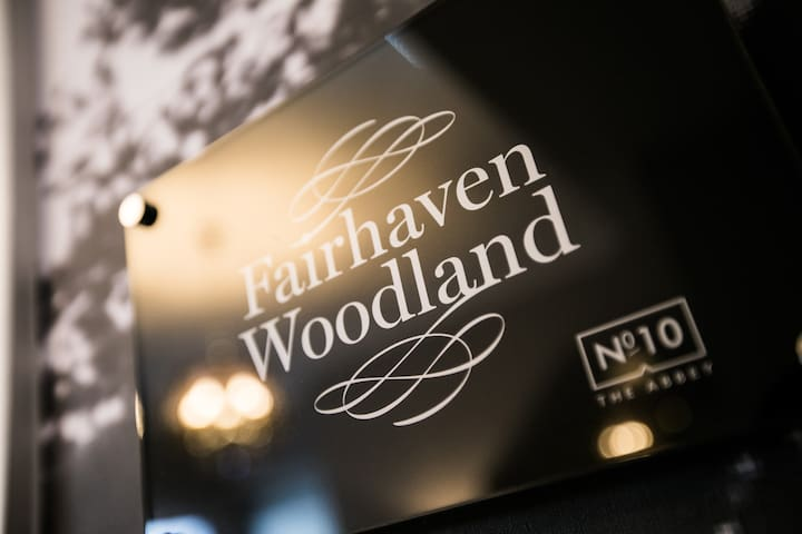 Fairhaven Woodland · Orangery Apartment close to Norwich City!