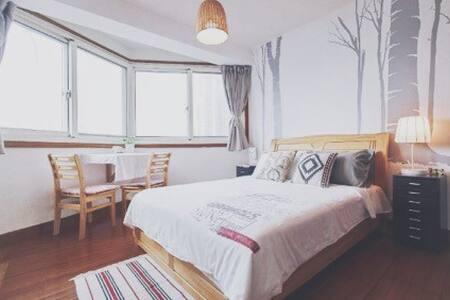 【BU舍】田子坊对面温馨公寓/独立房间/可做饭 - 上海