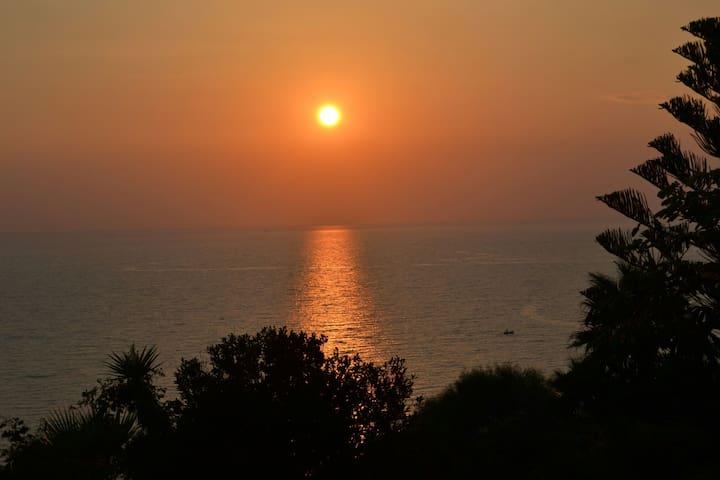 Villino vista mare