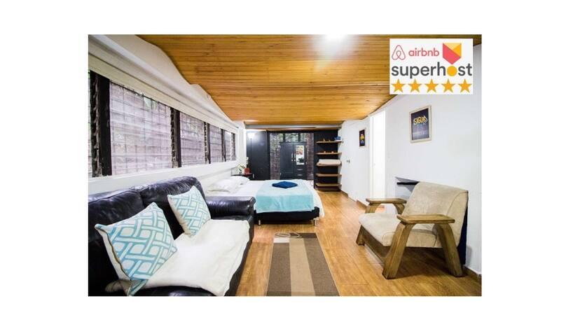 Cute Apartment Exclusive Area Poblado Provenza