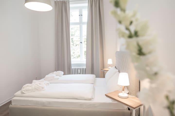 Zimmer FREI! Holidays Nr. 4 mit 20 m²