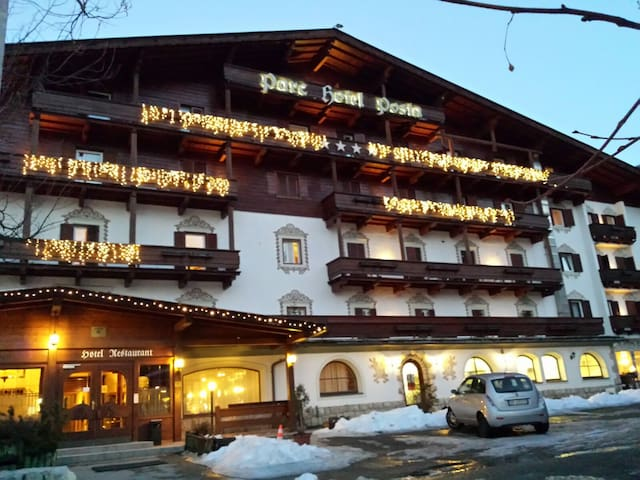 Suite for 4 in the Dolomiti. Ski lifts 500 meters - San Vigilio di Marebbe - Timeshare