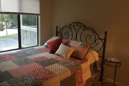 Cozy bed and bath! - North Charleston