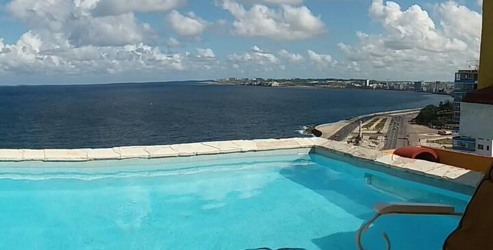 Habanavista Relais ocean&pool (Suite Habana)
