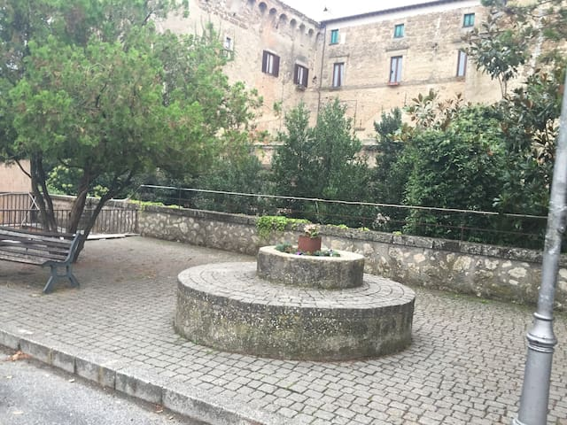 relais cuore sabino - Stimigliano - Serviced apartment
