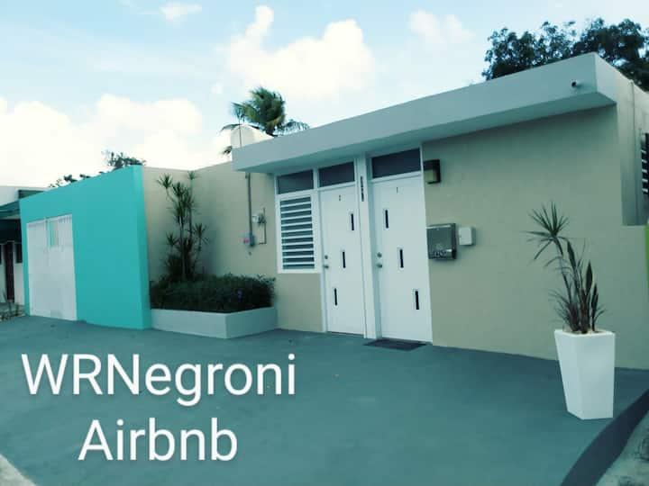 """WRNegroni"" Apt #1 Airbnb"