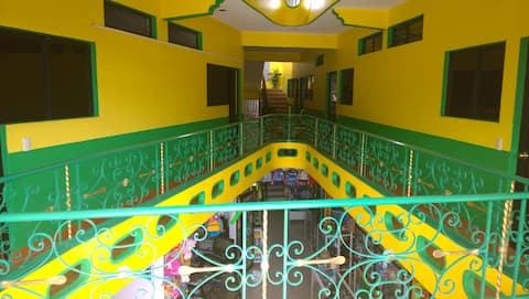 Hotel Mi Sol en Santos Reyes Nopala.