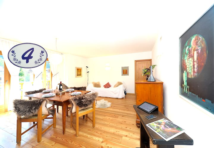 APARTMENT CHALET-STYLE 4 JUST 15MIN FROM CAMPIGLIO