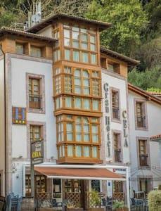 Hotel con vistas a Somiedo