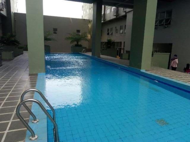 2 BR Minimalist Modern Apartment D10