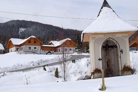Ferienhaus Alpenblick5 - Steir. Krakau/Kreischberg - Krakauschatten