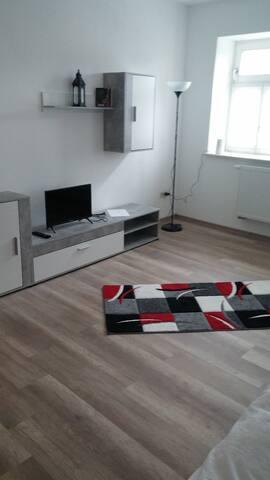 Doppelzimmer in Leipziger Zentrumsnähe