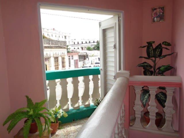 Hostal Asia. Habitación #1 - Cienfuegos - Apartment