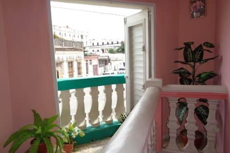 Hostal Asia. Habitación #1 - Cienfuegos - Wohnung