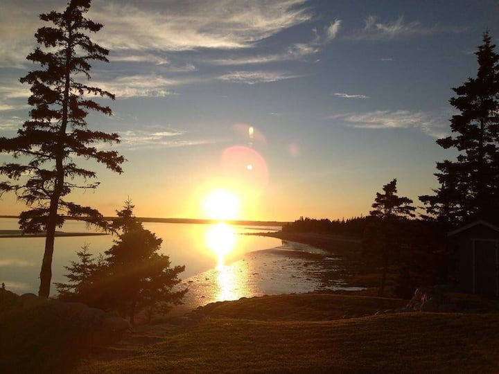 Nova Scotia Beachside Retreat