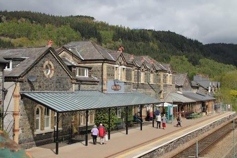 Snowdonia Station Apartment