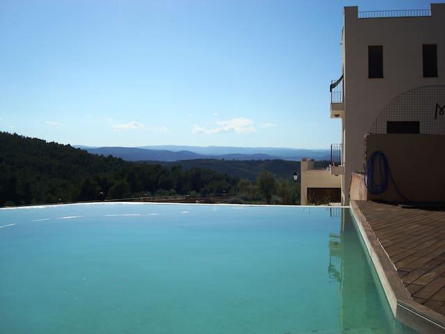 ESCAPADA  Y TRANQUILIDAD,PAREJAS EN PARQUE NATURAL - Vall de Almonacid - Guesthouse