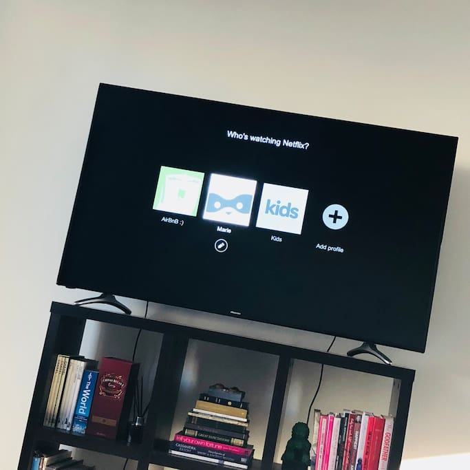 Netflix for my guests