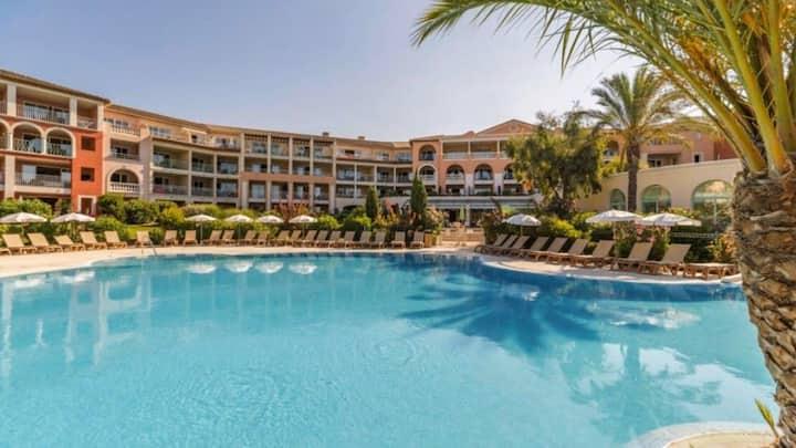 Appartement Premium face à la baie de Saint-Tropez