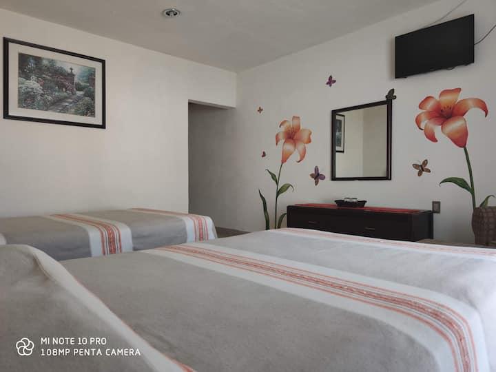 Hotel el Pedregal Tequisquiapan 4