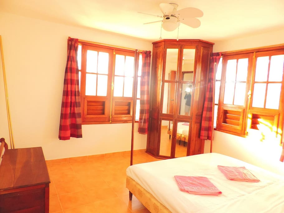 double room - for father