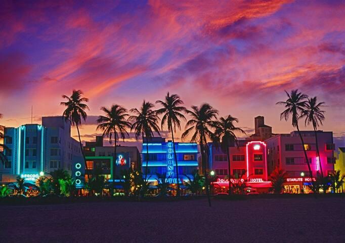 2 great studio near Brickell and the Miami arena