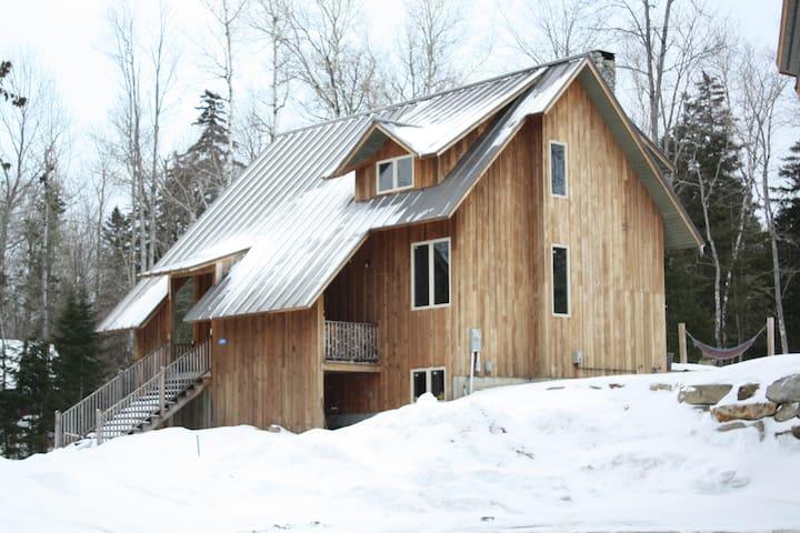 Large, Comfortable Sugarloaf Ski-House