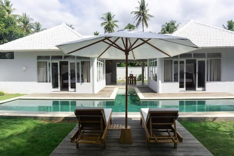 Villa Damgan deluxe with private pool