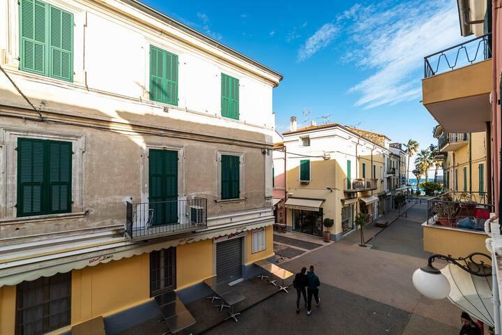 Monolocale Via Cairoli - Diano Marina