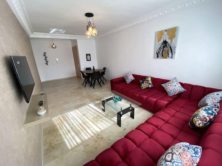 New Condominium Oriental, cosy à 2mins de l'océan