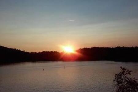 peaceful retreat on balch lake - Wakefield