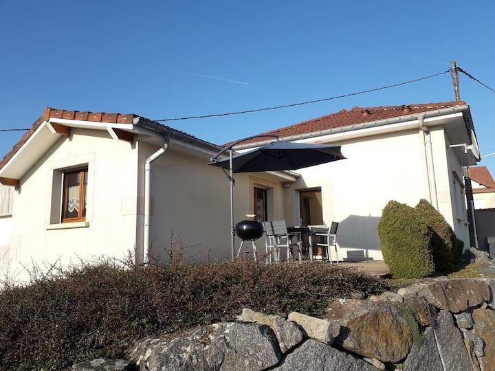Maison pour 2 voyageurs proche de Gérardmer