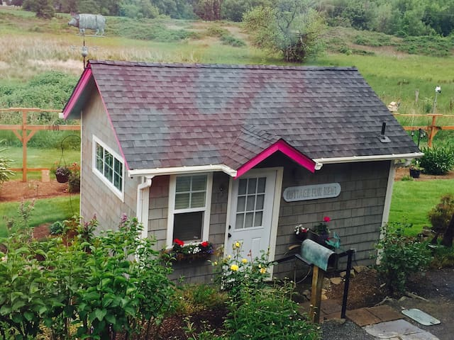 Crescent Valley Cottage - Corvallis - Guesthouse