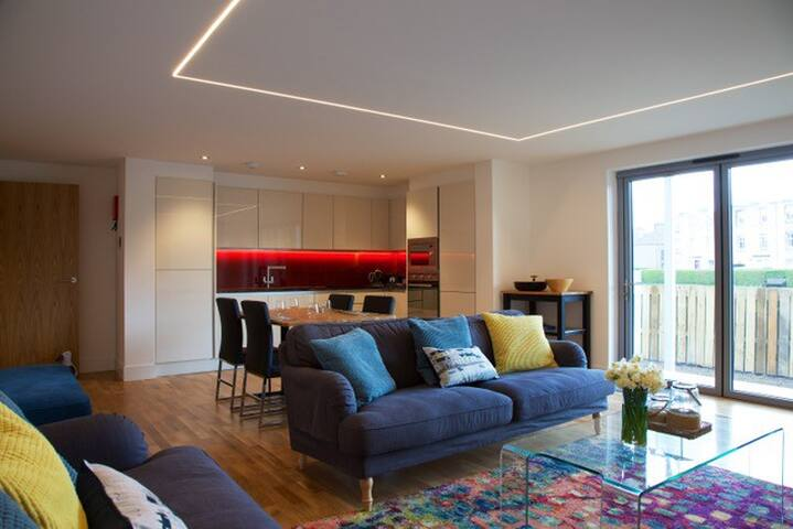 Luxury apartment for four in St Andrews