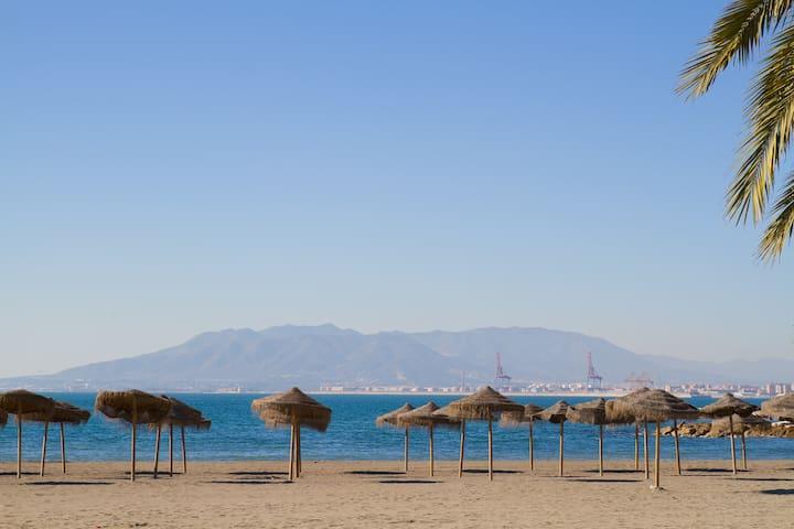 Playa de Pedregalejo / Pedregalejo´s Beach