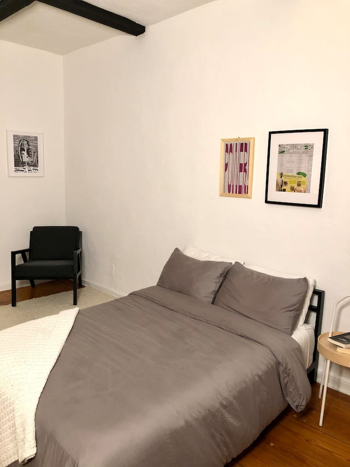 Cozy West Village Studio