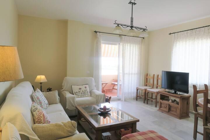 Chipiona. Apartamento en urbanización privada