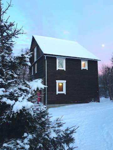 Горнолыжная изба - Strekovo - Dům
