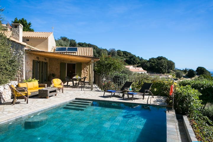 Villa Ifandis - Cephalonia - Casa