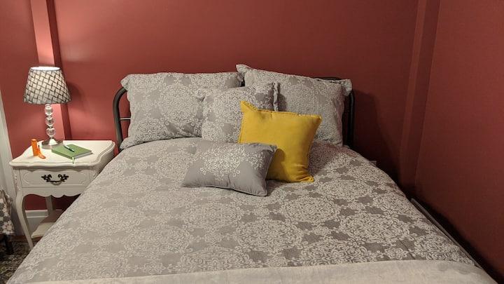 Circa 1800s  Cozy Room, Sleeps Three
