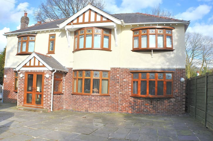 LANE END HOUSE