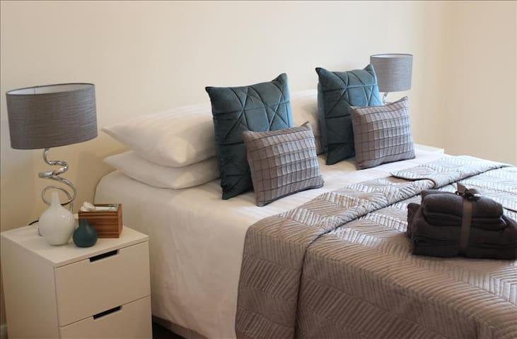 Double Bed Arrangement