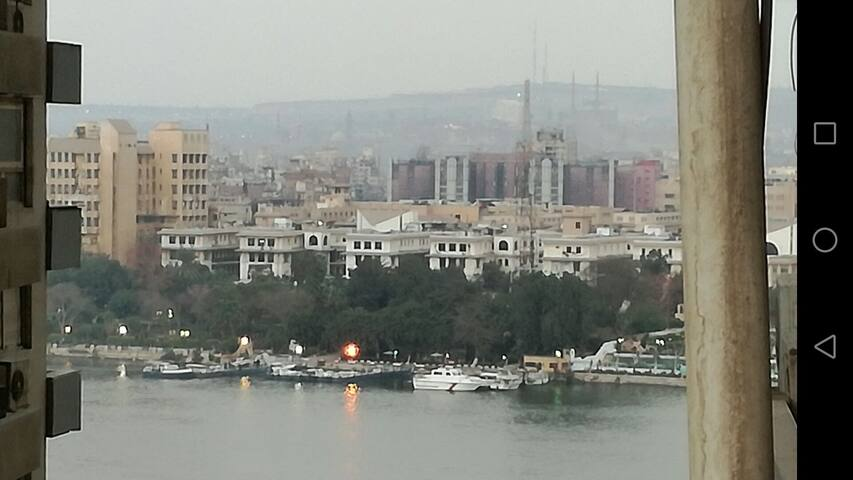 Tower Residents on Nile View