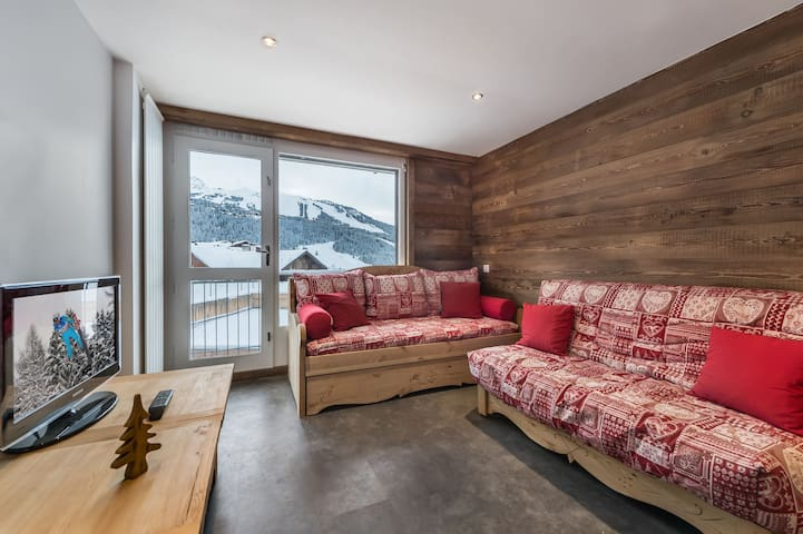Beautiful renovated apartment nearby the ski slopes