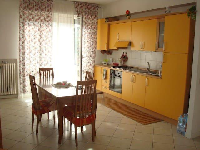 Bellissimo e luminoso appartamento - Porto Sant'Elpidio - Huoneisto