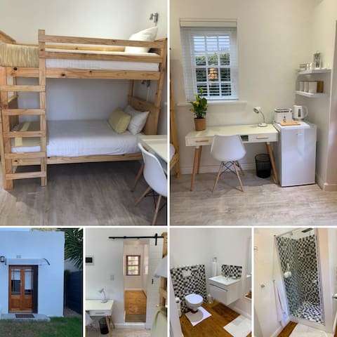 Quaint studio cottage in centre of Paarl.